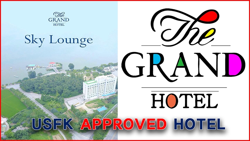 Pyeongtaek Lake Grand Hotel Pyeongtaek Lake Grand Hotel is a USFK Approved Hotel!!!