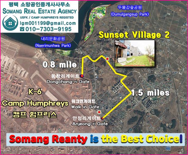 sunset village2-location