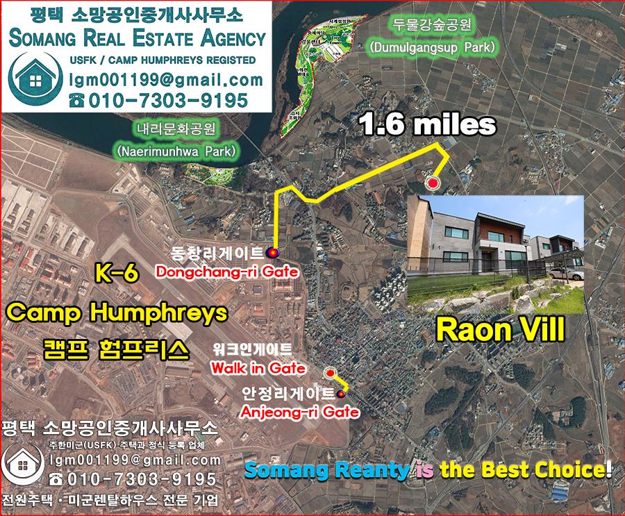 Raon Vill location